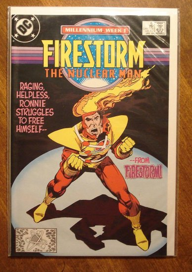Firestorm The Nuclear Man #67 comic book - DC Comics