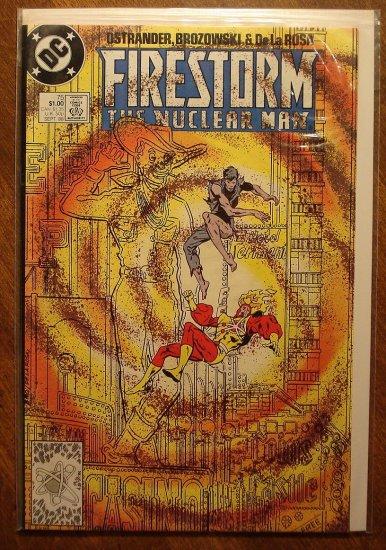 Firestorm The Nuclear Man #75 comic book - DC Comics