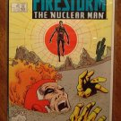Firestorm The Nuclear Man #74 comic book - DC Comics