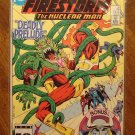 Firestorm The Nuclear Man #46 comic book - DC Comics