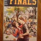 Finals #1 comic book - DC (Vertigo) Comics