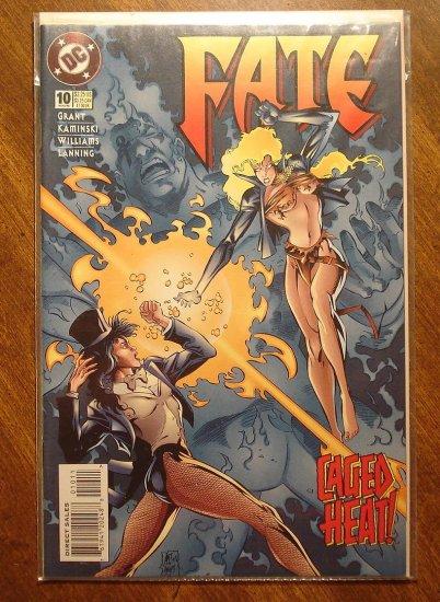 Fate #10 comic book - DC Comics (Dr. Fate)