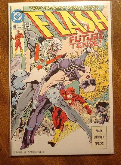 DC Comics - The Flash #68 comic book (1980's series)