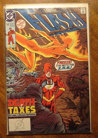 DC Comics - The Flash #52 comic book (1980's series)