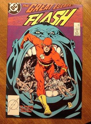 DC Comics - The Flash #11 comic book (1980's series)