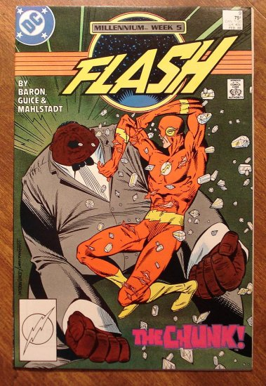 DC Comics - The Flash #9 comic book (1980's series)
