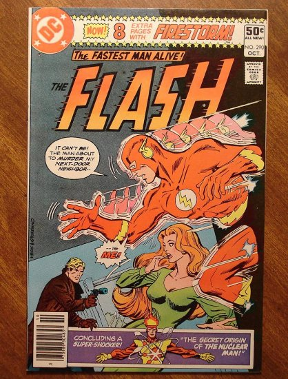 The Flash #290 comic book - DC Comics