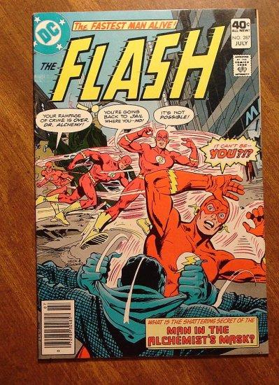 The Flash #287 comic book - DC Comics