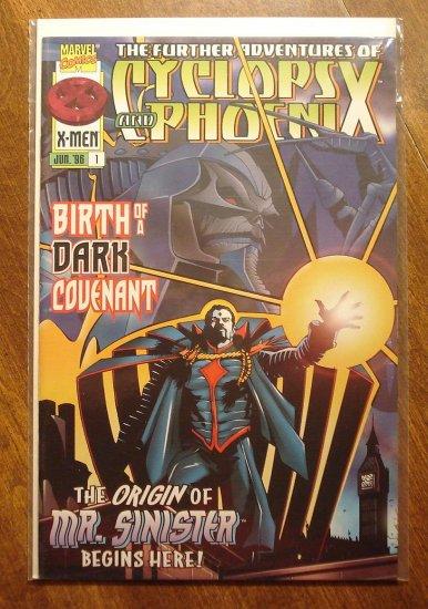 Further Adventures of Cyclops & Phoenix #1 comic book - Marvel Comics - X-Men