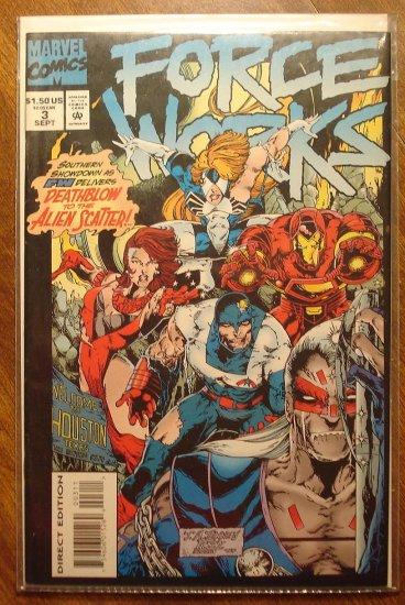 Force Works #3 comic book - Marvel Comics