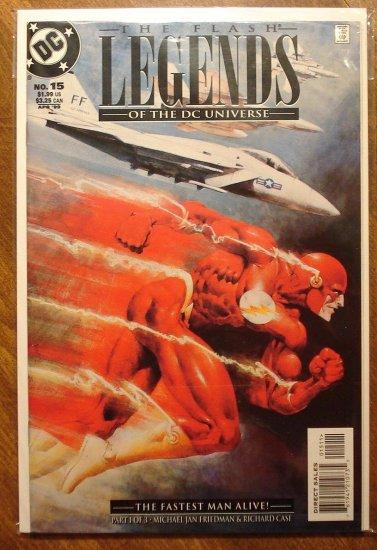 Legends of the DC Universe: The Flash #15 comic book - DC Comics