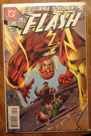 DC Comics - The Flash #125 comic book (1980's series)