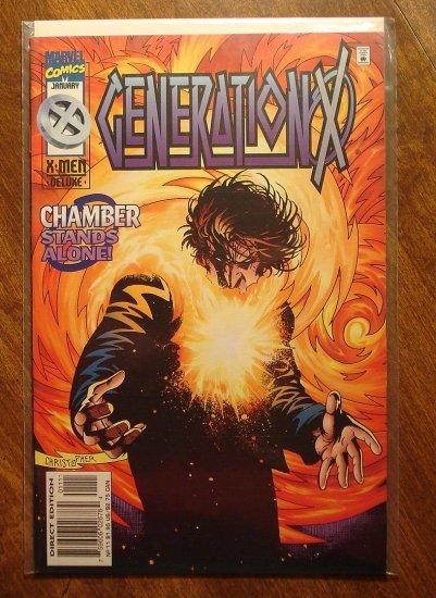 Generation X #11 comic book - Marvel comics