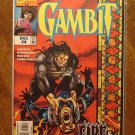 Gambit #4 (1997) comic book - Marvel comics
