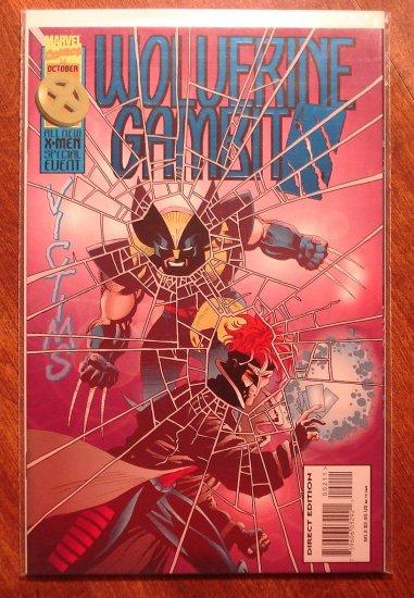 Wolverine & Gambit #2 comic book - Marvel comics