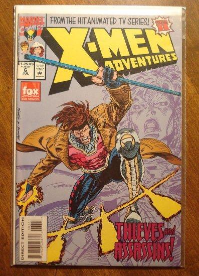 X-men Adventures: Season II #6 comic book - Marvel comics