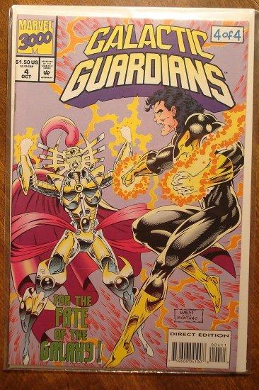 Galactic Guardians #4 comic book - Marvel comics
