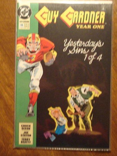 Guy Gardner #11 comic book - DC Comics - Green Lantern