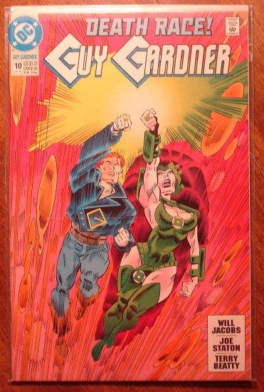 Guy Gardner #10 comic book - DC Comics - Green Lantern