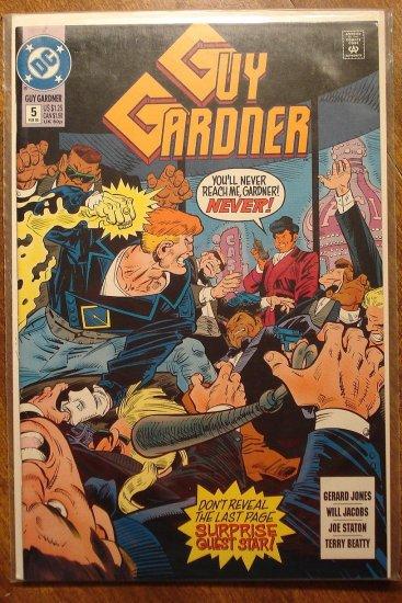 Guy Gardner #5 comic book - DC Comics - Green Lantern
