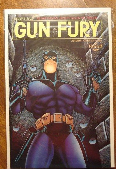 Gun Fury #1 comic book - Aircel comics