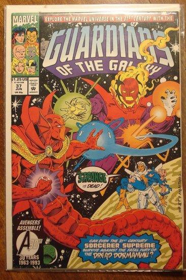 Guardians of the Galaxy #37 comic book - Marvel comics