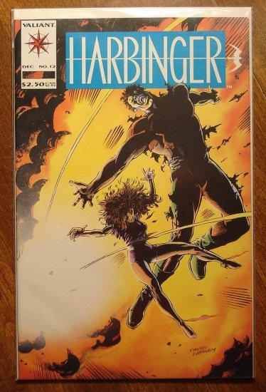 Harbinger #12 comic book - Valiant comics