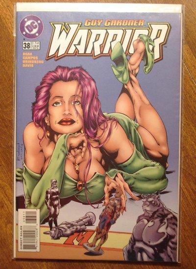 Guy Gardner Warrior #38 comic book - DC Comics - Green Lantern