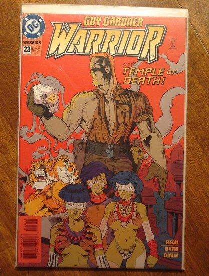 Guy Gardner Warrior #23 comic book - DC Comics - Green Lantern
