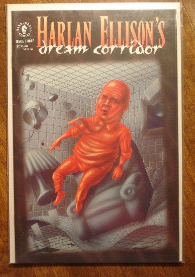 Harlan Ellison's Dream Corridor #3 comic book - Dark Horse comics