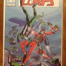The Hard Corps #4 comic book - Valiant comics