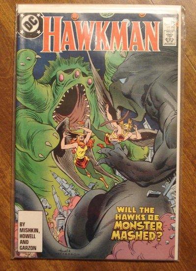 Hawkman #12 (1980's) comic book - DC Comics