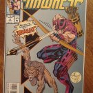 Hawkeye #4 (1994 mini series) comic book - Marvel Comics