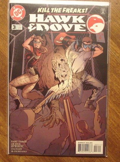 Hawk & Dove #3 (1990's) comic book - DC Comics