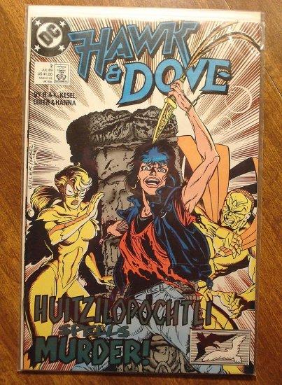 Hawk & Dove #2 (1980's series) comic book - DC Comics