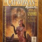 Catwoman Annual #4 comic book - DC Comics