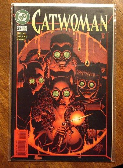 Catwoman #29 comic book - DC Comics