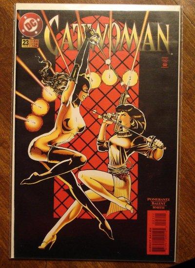 Catwoman #23 comic book - DC Comics