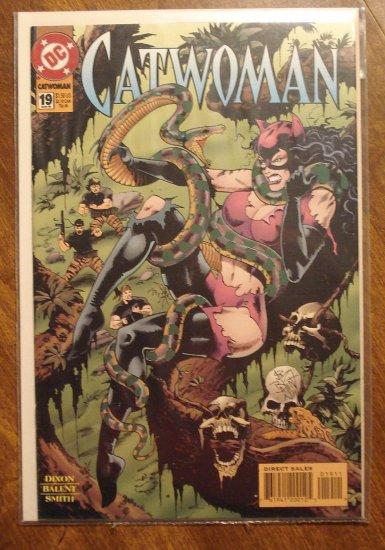 Catwoman #19 comic book - DC Comics