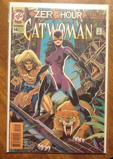 Catwoman #14 comic book - DC Comics