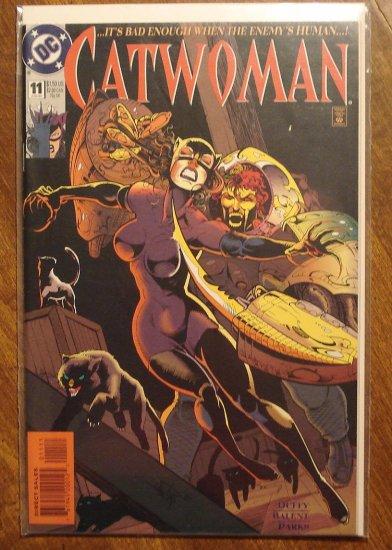 Catwoman #11 comic book - DC Comics
