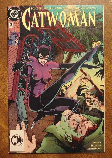 Catwoman #3 comic book - DC Comics
