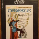 Cerebus - High Society (reprint series) #9 comic book - Dave Sim - Aardvark-Vanaheim