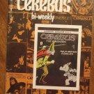 Cerebus Bi-Weekly (reprint series) #4 comic book - Dave Sim - Aardvark-Vanaheim