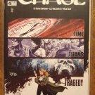 Chase #4 comic book - DC comics