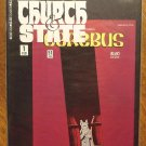 Cerebus: Church & State (reprint series) #1 comic book - Dave Sim - Aardvark-Vanaheim