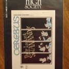 Cerebus - High Society (reprint series) #24 comic book - Dave Sim - Aardvark-Vanaheim
