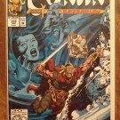 Conan The Barbarian #259 comic book - Marvel comics