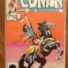 Conan The Barbarian #189 comic book - Marvel comics