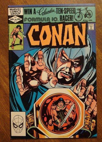 Conan The Barbarian #131 comic book - Marvel comics